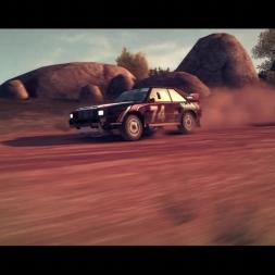 [DIRT3: Complete Edition] - Audi Sport Quattro Rallye - Group B - Rally - Logitech G27 - FHD@60