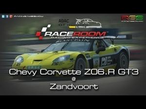 ADAC GT Masters Experience | Hotlap | Chevrolet Corvette Z06.R GT3 | Zandvoort | R3E