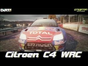 Dirt 3 - Citroen C4 WRC @ Smelter, Dredger Duel #3-3