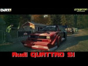 Dirt 3 - Audi Quattro S1 Pikes Peak @ Finlandia, Paijanne Approach
