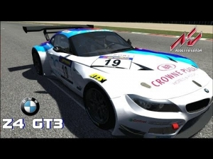 Assetto Corsa - BMW Z4 GT3 @ Race on Nurburgring GP