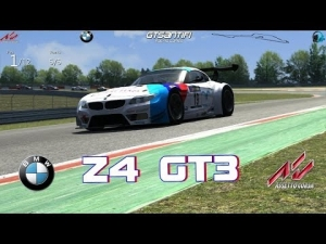 Assetto Corsa - BMW Z4 GT3 @ Nurburgring GP Race Replay