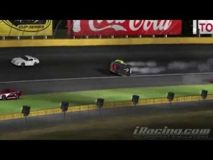 Crashes and Fails Compilation @ iRacing.com