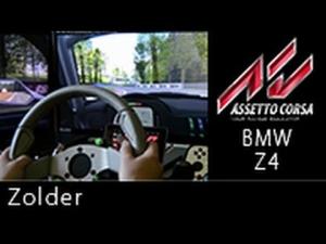 Assetto Corsa Zolder 1.1 BMW Z4