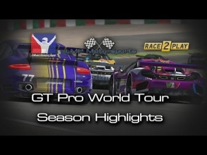 GT Pro World Tour by LMP Motorsports | Season Highlights | Music Video | iracing.com