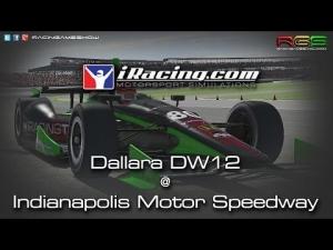 iRacing   Dallara DW12   Indianapolis 500   New   Oval Racing
