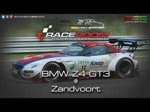 ADAC GT Masters Experience | Hotlap | BMW Z4 GT3 | Zandvoort | R3E