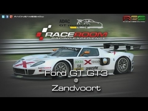 ADAC GT Masters Experience | Hotlap | Ford GT GT3 | Zandvoort | R3E
