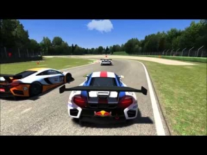 Assetto Corsa Online : FIRST RACES ..... FIRST CRASHES ....