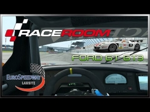 RaceRoom R.E. - Ford GT GT3 @ EuroSpeedway Lausitz
