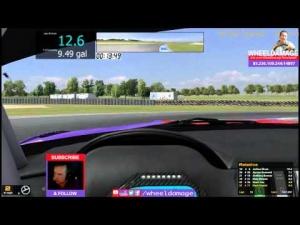 #iRacing 2014S2W4 GT3 Challenge BMW Z4 Phillip Island 2