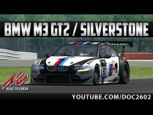 Assetto Corsa | BMW M3 GT2 - Silverstone | Hotlap + Replay | HD