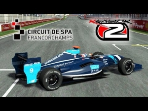 rFactor 2 [HD++] ★ NEW Formula Renault 3.5 2014 spec @ Spa Francorchamps