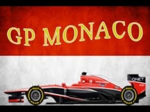 F1 2013 | GP Monaco | Marussia | Jules Bianchi