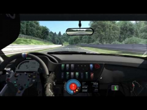 BMW Z4 GT3 @ Nordschleife Assetto Corsa 06.47.365