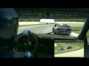 Assetto Corsa BMW E30 DTM - Online Race at Nurburgring