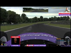 #iRacing 2014S2W4 Skip Barber Oulton Park 3