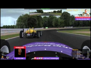 #iRacing 2014S2W4 Skip Barber Oulton Park 4
