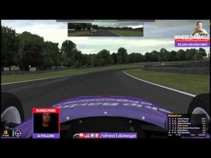 #iRacing 2014S2W4 Skip Barber Oulton Park 5