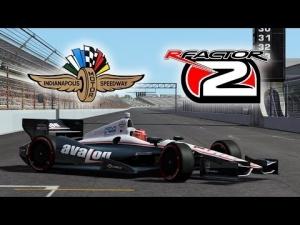 rFactor 2 [HD++] ★ Multiplayer ★ NEW Dallara DW 12 @ NEW Indianapolis GP 2014
