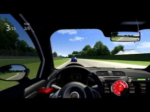 Assetto Corsa Gameplay #4 - Fiat 500 Imola Multiplayer