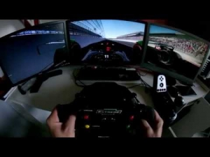 rFactor2 - IndyCar DW12 Race @ Indianapolis GP 2014 - SWE27 Mod G27