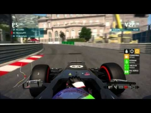 F1 2013 PS3 Monaco Race Edit MundoGT [HD]