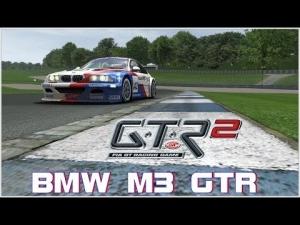 GTR2 - BMW M3 GTR @ Donington Park National Hot Lap