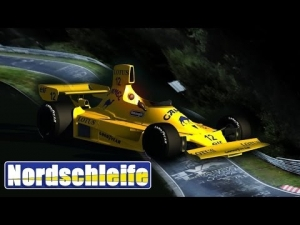 Assetto Corsa Ferrari 312T Nordschleife