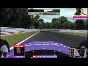 #iRacing 2014S2W4 Skip Barber Oulton Park 6