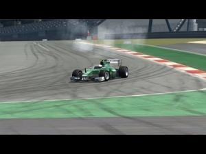 Assetto Corsa , Dallara , 2014 GP2 Series (WIP) F1 ASR