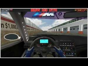 GTR2 - BMW M3 GTR @ GP Dubai 2004 Hot Lap