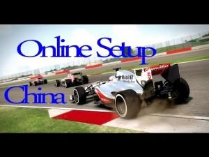 F1 2013 - China Online Setup 1:34.416