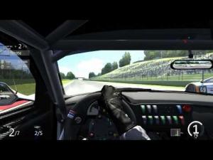 Assetto Corsa Multiplayer BMW Z4 GT3 @ Imola