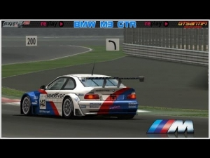 GTR2 - BMW M3 GTR @ GP Dubai 2004 Hot Lap Repetition Mode