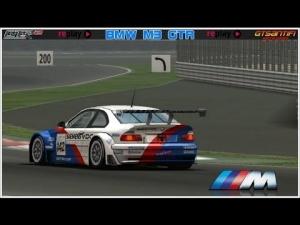 GTR2 - BMW M3 GTR @ GP Dubai 2004 Hot Lap Repetition Mode