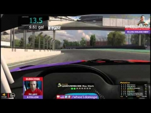 #iRacing 2014S2W5 GT3 Challenge BMW Interlagos