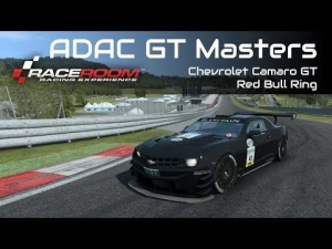 R3E - ADAC GT Masters - Chevrolet Camaro GT @Red Bull Ring [HD]