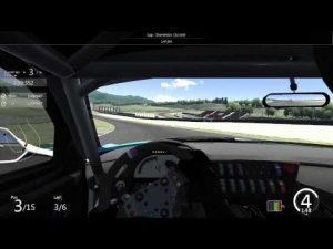 Assetto Corsa Multiplayer BMW Z4 GT3 @ Mugello