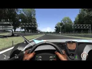 Assetto Corsa Multiplayer KTM X Bow R @ Monza