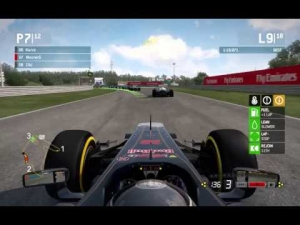 F1 2013 - Nebula League Race Hungary 25%