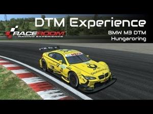 R3E - DTM Experience - BMW M3 DTM @ Hungaroring [HD]