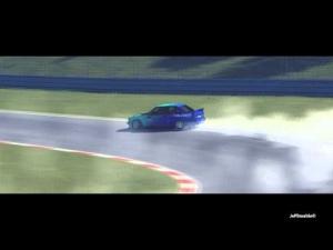 Assetto Corsa BMW e30 Falken Drift Team