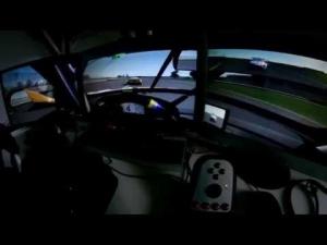 rFactor2 - BMW Z4 GT3 - URD BAYRO EGT @ Indianapolis GP 2014 - SWE27 Mod G27