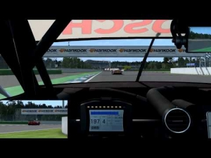 DTM Experience Multiplayer Alpha Race Hockenheim