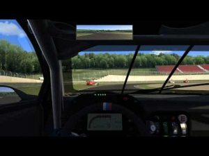 Assetto Corsa Multiplayer ,Mugello, BMW M3 GT2