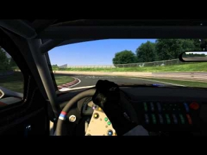 Assetto Corsa multiplayer, Nordschleife, BMW Z4 GT3