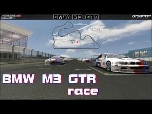 GTR2 - BMW M3 GTR Race @ GP Dubai 2004 - 5 laps