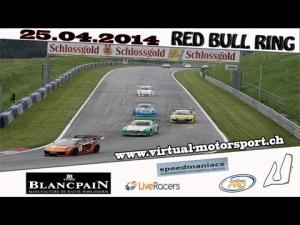 GT3 Meisterschaft 2014 / Rennen Red Bull Ring