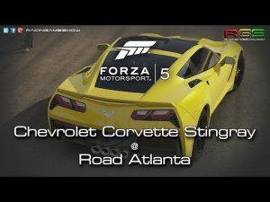 Forza Motorsport 5 | 2014 Corvette Stingray | Road Atlanta | Bondurant Car Pack